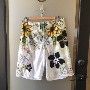 Billabong board shorts!